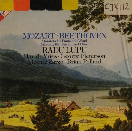 Quintets for piano and wind