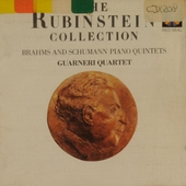 Rubinstein collection: Brahms and Schumann piano quintets