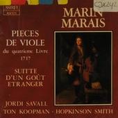 Pieces de viole du livre IV
