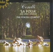 La folia and other sonatas
