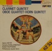 Quintet in A major, KV.581
