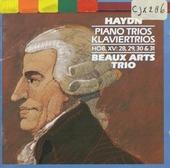 Piano trio in E, H.XV no.28