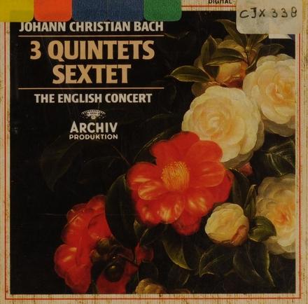 3 quintets; Sextet