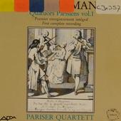 Quatuors parisiens vol.1. vol.1