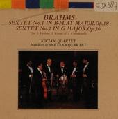 Sextet no.1 in B-flat major, op.18