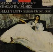 Mélodies sur des poèmes de Baudelaire