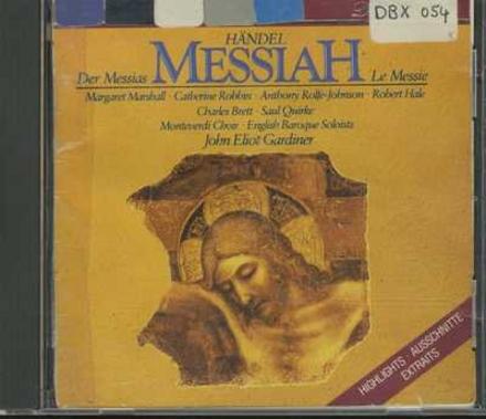 Messiah : highlights