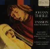 La passion selon St Matthieu