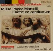 Missa Papae Marcelli ; Canticum canticorum