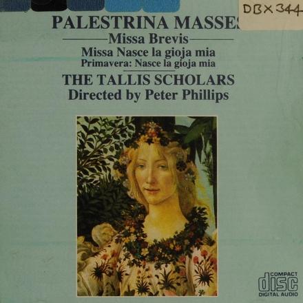 Palestrina masses : missa brevis