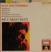 Ivan the terrible,film music, op.116