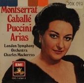 Puccini aria's