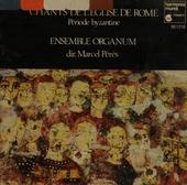 Chants de l'église de Rome des 7e et 8e siècles