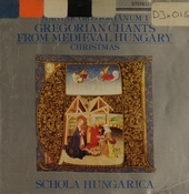Gregorian chants from medieval Hungary. vol.1