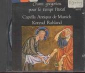 Chant Grégorien pour le temps Pascal