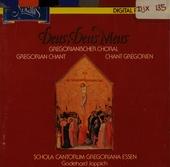Deus, deus meus : Gregorianischer choral