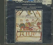 Carmina burana : from the original manuscript : satires et chansons d'amour : issues d'un manuscrit du XIIé siècl...