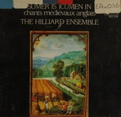 Sumer is icumen in : chants médiévaux anglais