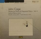 Works for piano & prepared piano. Vol. 2