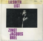 Liesbeth List zingt Jacques Brel