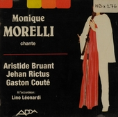 Chante A.Bruant, J.Rictus & G.Coute