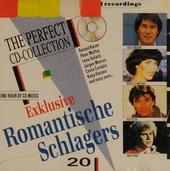 Exklusive romantische schlagers