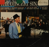 The concert Sinatra