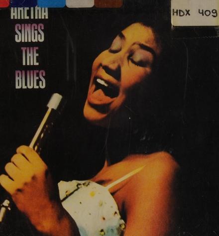 Aretha sings the blues