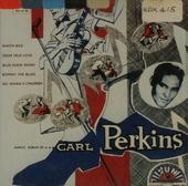 Dance album of...carl perkins