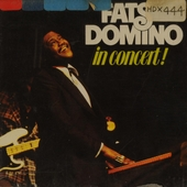 Fats domino in concert