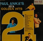 Paul Anka's 21 golden hits