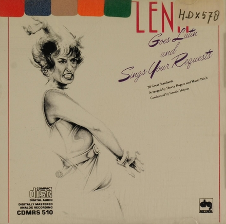 Lena goes latin & sings your...