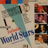 Exclusive world stars from the 50's & 60's