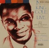 Nat King Cole live : 22 great tracks