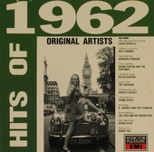 Hits of 1962 : original artists