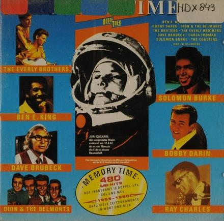 Memory time. Vol. 2, 1959-1961