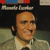 20 éxitos Manolo Escobar
