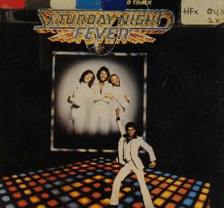 Saturday night fever : the original movie sound track