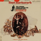Butch Cassidy and the Sundance Kid : original soundtrack