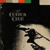 The Cotton Club : original motion picture soundtrack