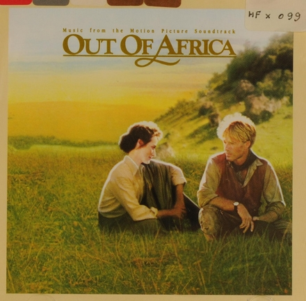 Out of Africa : music from the motion picture soundtrack