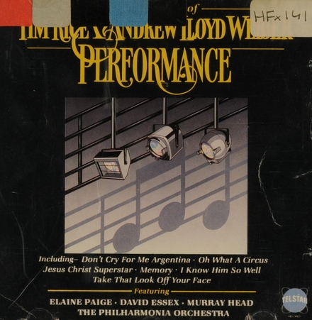 Performance : the very best of