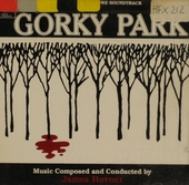 Gorky Park : original motion picture soundtrack