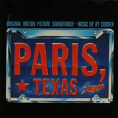Paris, Texas : original motion picture soundtrack