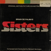 Sisters : original motion picture soundtrack