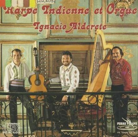 Harpe indienne et orgue