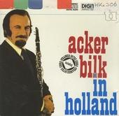 Acker bilk in Holland