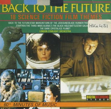 Back to the future/18 science...