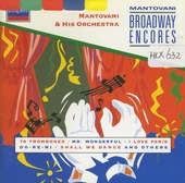 Mantovani broadway encores