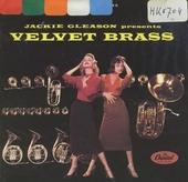 Presents velvet brass